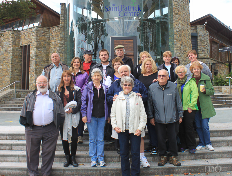Thin Places tour group - Discover the North 2013