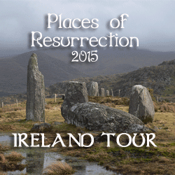 Places of Resurrection Tour 2015
