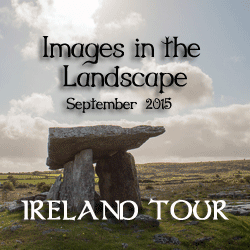 Images in the Landscape Tour 2015