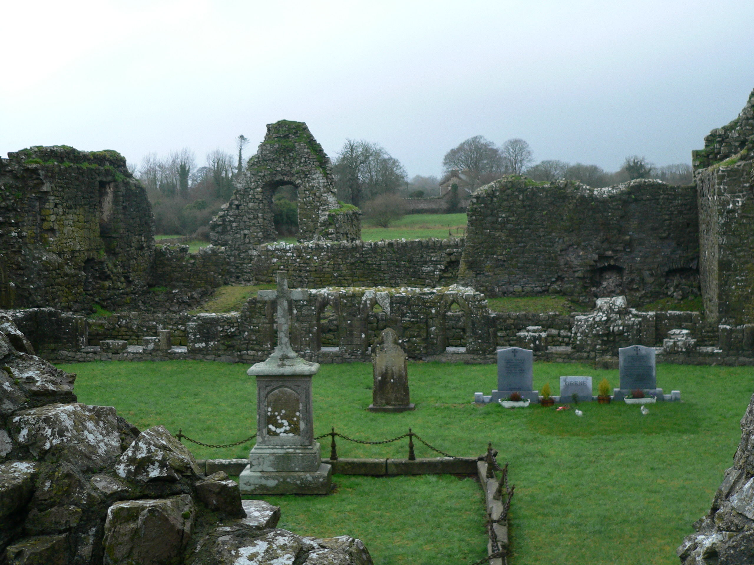 Athassal Priory ruins, near Cashel