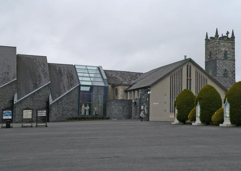 Knock Church - County Mayo Ireland
