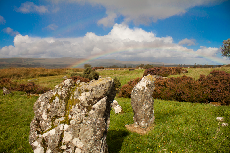 Beaghmore Stone Circle - County Tyrone