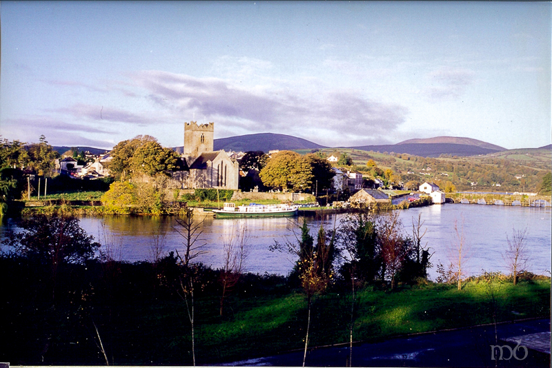 Killaloe Town County Clare