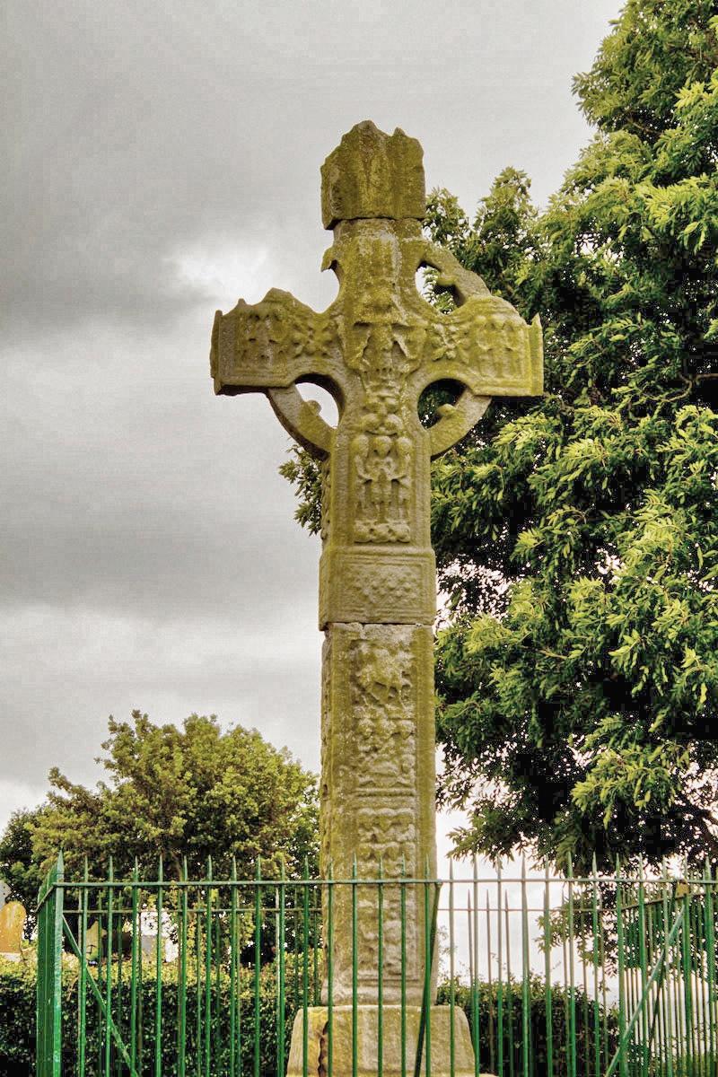 Ardboe High Cross - County Tyrone