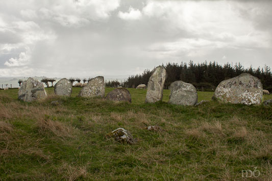 Beltany stone Circle - Co. Donegal