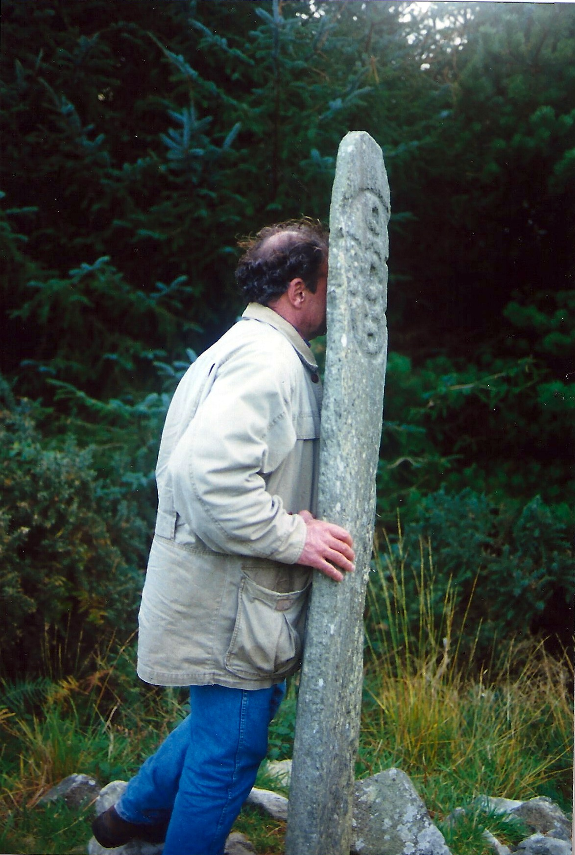 Glencolumbkille stone of Gathering