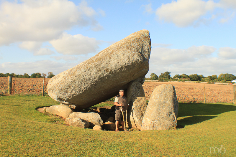 Brown's HIll Dolmen - County Carlow
