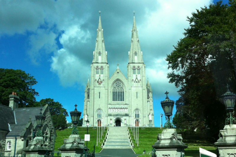 St. Patrick's Cathedral in Armagh