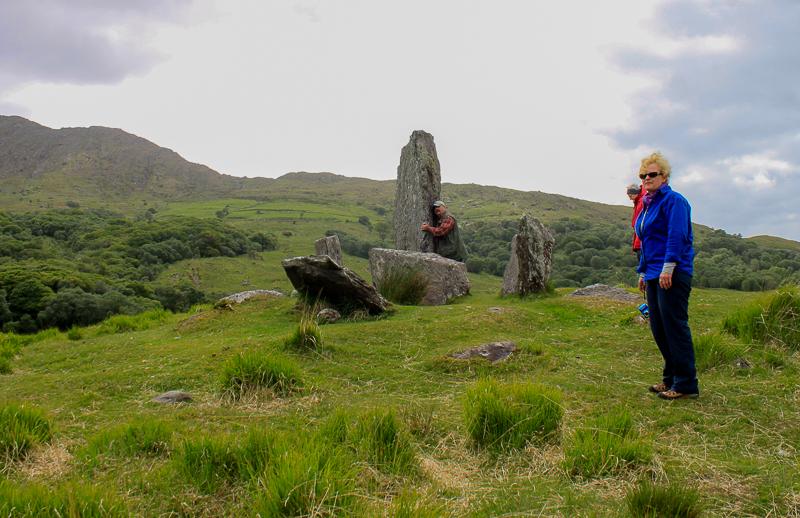 Uragh Stone Circle - Beara Peninsula - Tour of the South 2011