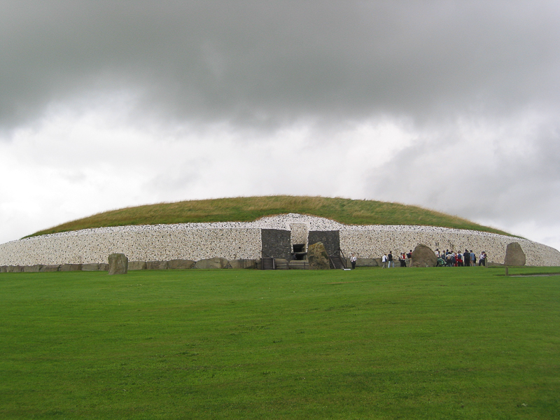 Newgrange Passage Tomb