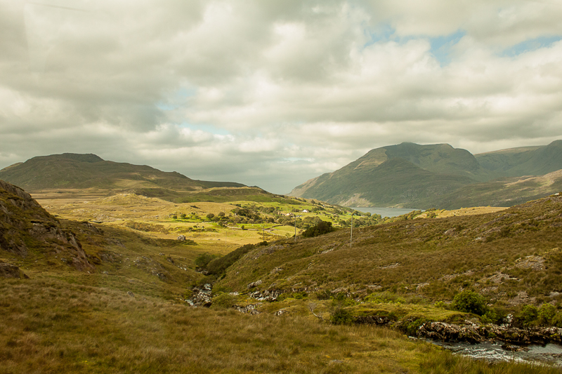 View of Connemara
