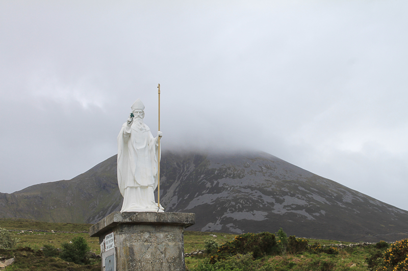 Croagh Patrick - the Holy Mountain - County Mayo