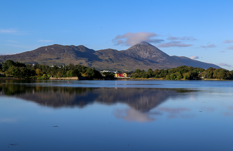 Croagh Patrick, the Holy Mountain, the Reek - Co. Mayo